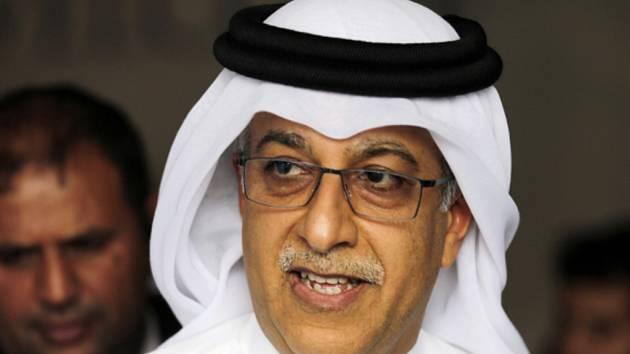 Salmán bin Ibráhím Chalífa.