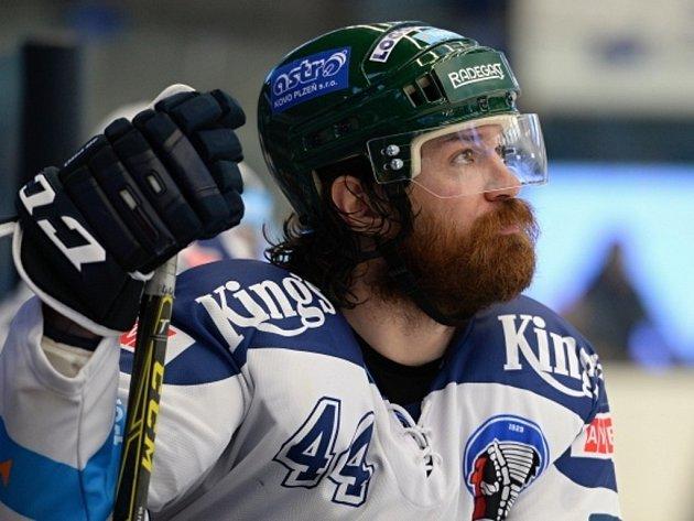 Ryan Hollweg z Plzně.