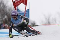Tessa Worleyová vyhrála obří slalom SP v Killingtonu.