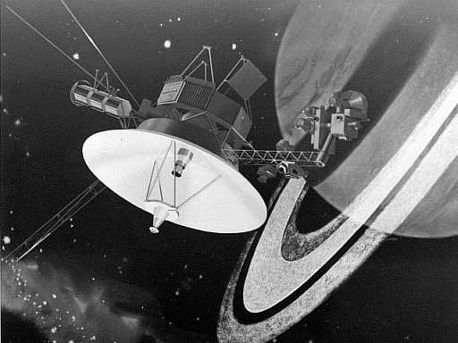 Americká sonda Voyager 1 se blíží k okraji Sluneční soustavy.