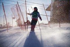 Na olympiádě v Pchjongčchangu v některých případech silný vítr ovlivňuje regulérnost závodů.
