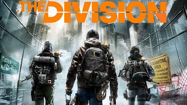 Počítačová hra The Division.