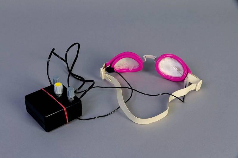 Brýle proti migréně