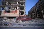 Írán v neděli zasáhlo středně silné zemětřesení. Ilustrační foto.