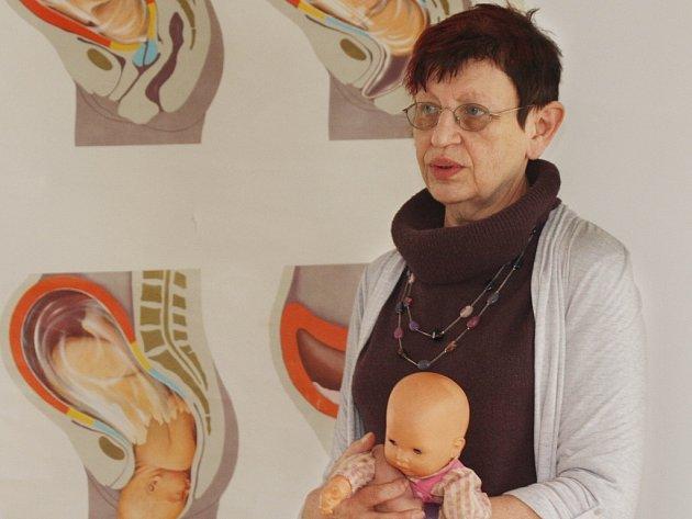Asistentka Ivana Königsmarková.