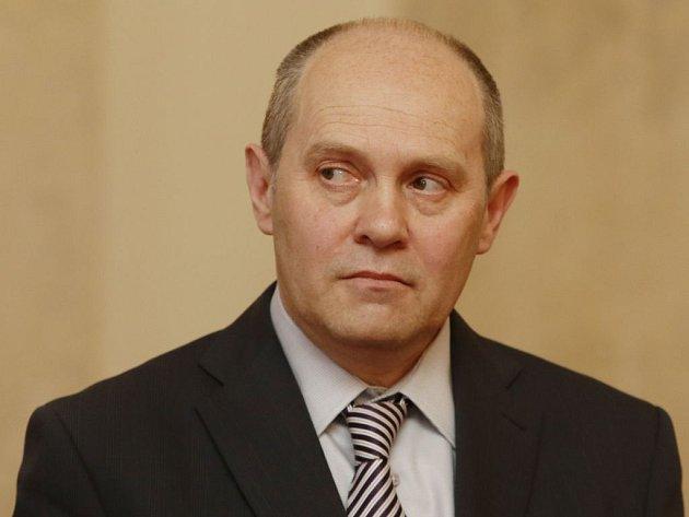 Náměstek ministra vnitra pro státní službu Josef Postránecký.