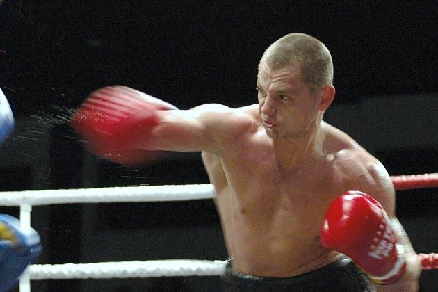 Pozor na jeho pravačku! Ladislav Kutil by měl být jednou z hvězd sobotního boxerského galavečera v pražském hotelu Hilton.