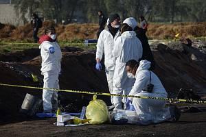 Počet obětí exploze palivového potrubí v Mexiku stoupl na 85