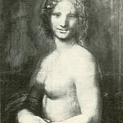 Da Vinciho obraz byl mnohokrát parafrázován. Mezi nejznámější variace jeho díla patří nahá Mona Lisa, jež údajně vznikla v jeho tvůrčí dílně. Podle některých hypotéz namaloval tuto verzi da Vinci sám jako parodii svého díla