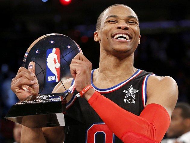 Nejužitečnějším hráčem Utkání hvězd NBA byl zvolen Russell Westbrook, jenž pomohl k vítězství Západu 41 body.