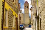 Město Ollolai na Sardinii