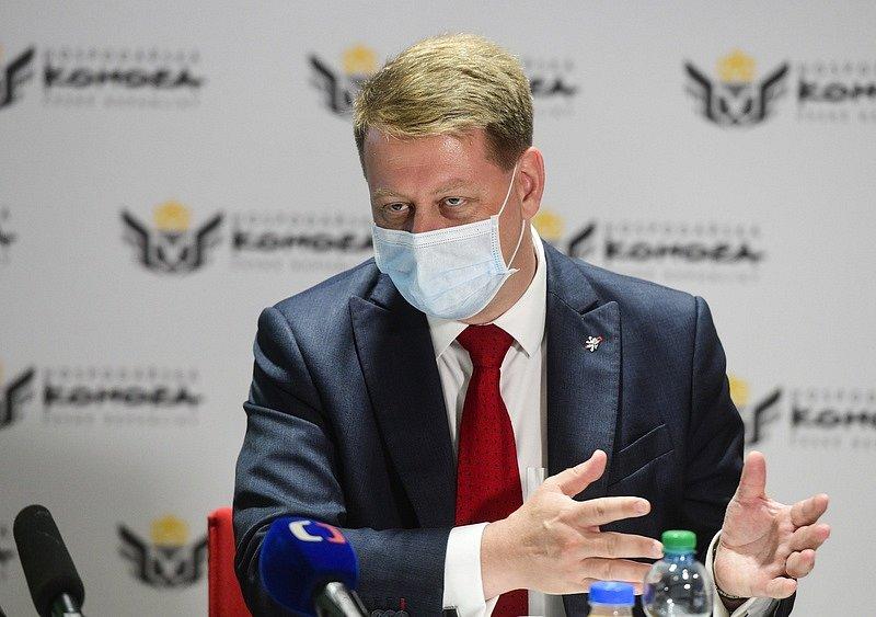 Prezident Svazu obchodu a cestovního ruchu ČR Tomáš Prouza