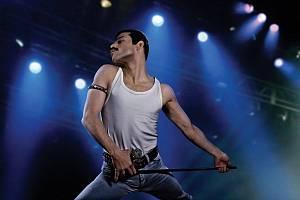 Rami Malek ve filmu Bohemian Rhapsody
