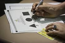 Hlasovací lístek referendu o začlenění Portorika do USA, červen 2017