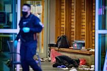 Útok v kanadském Vancouveru