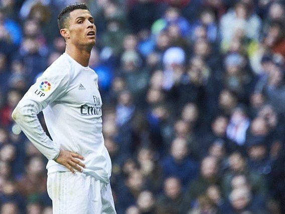 Cristiano Ronaldo a jeho zklamání