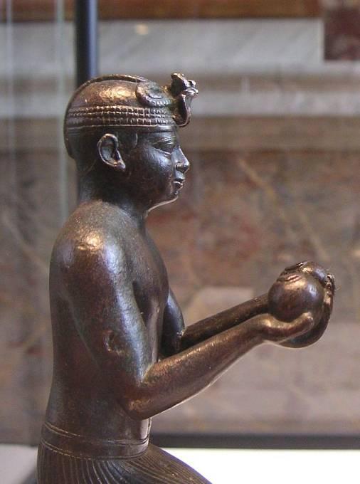 Egyptský král Taharka