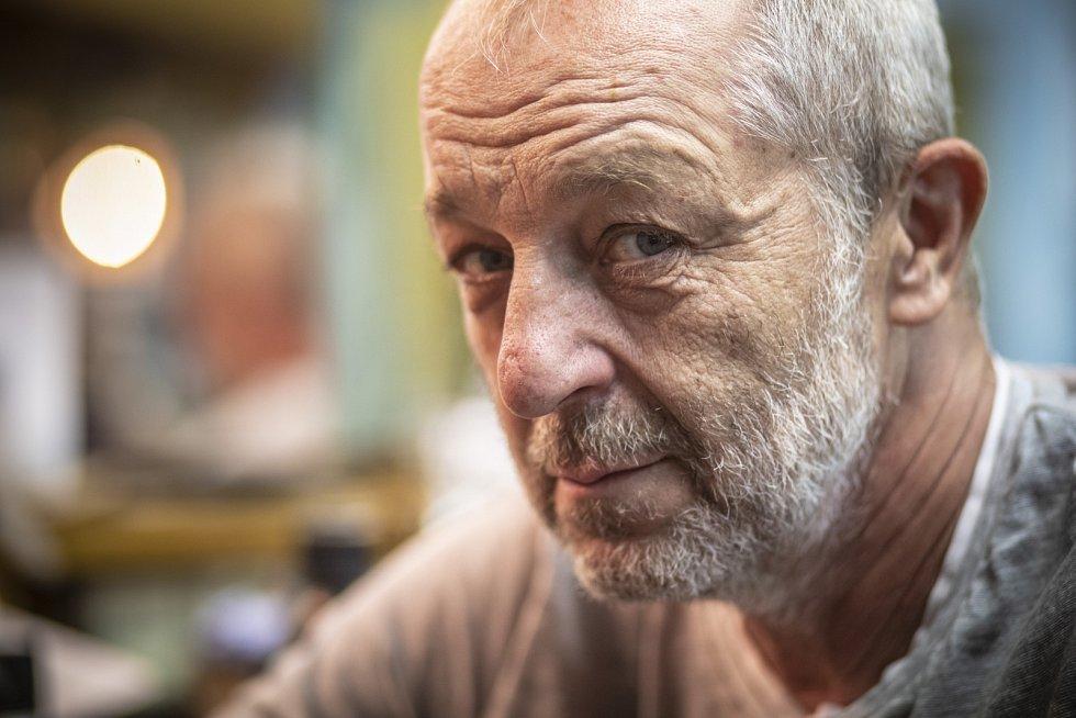 Luboš Veselý je vyhledávaným hercem pro televizní projekty a poměrně obsáhlá je i jeho filmografie