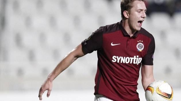 APOEL - Sparta: Lukáš Juliš se dočkal gólu