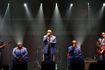 BLIND BOYS OF ALABAMA. Slavný soubor se představil letos v květnu i v pražské Lucerně.