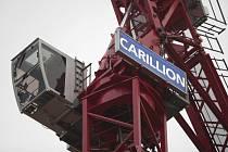 Stavební gigant Carillion. Ilustrační foto.