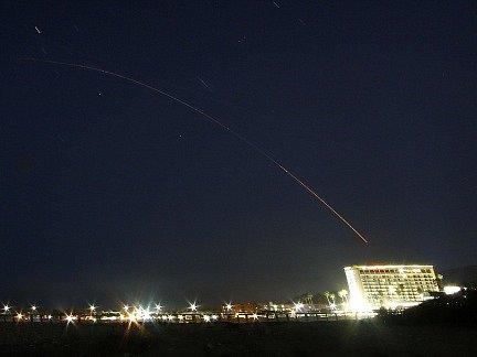Start rakety Minuteman III.