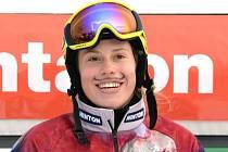Česká snowboardová naděje Eva Samková.