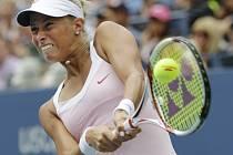 Andrea Hlaváčková na US Open.
