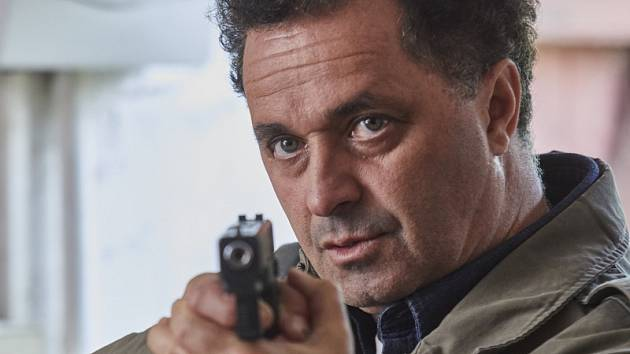Martin Dejdar v seriálu Specialisté ztvárňuje majora Strouhala.