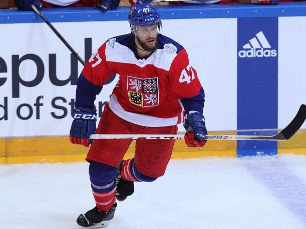 Michal Jordán na Světovém poháru v Torontu