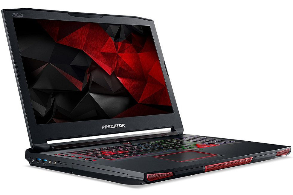 Notebook Acer Predator 17 X.