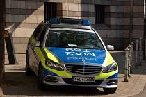 Německá policie. Ilustrační foto