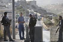 Izrael posílil na problematických místech pořádkové síly stovkami mužů.