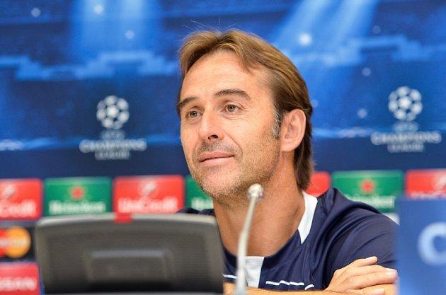 Julen Lopetegui, nyní už bývalý trenér španělské fotbalové reprezentace.