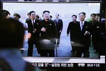 Severokorejský vůdce Kim Čong-un se po 40 dnech v ústraní podle všeho objevil na veřejnosti.