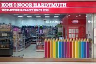 Firemní prodejna české značky Koh-i-noor v Rusku