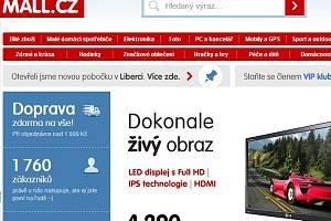 Mall.cz jedná o koupi e-shopu Košík.cz. Dodávat by mohl nejen potraviny bd5baf60523