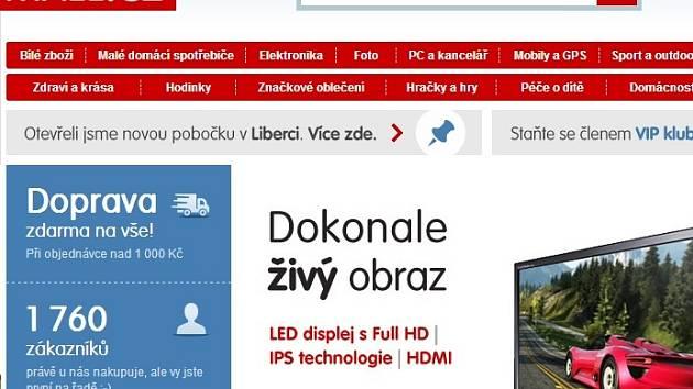 Mall.cz jedná o koupi e-shopu Košík.cz. Dodávat by mohl nejen ... 2fe9a39c368