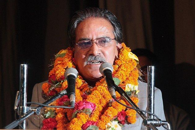 Vůdce vítězných maoistů Pračánda se hodlá po změně ústavy stát prvním nepálským prezidentem.