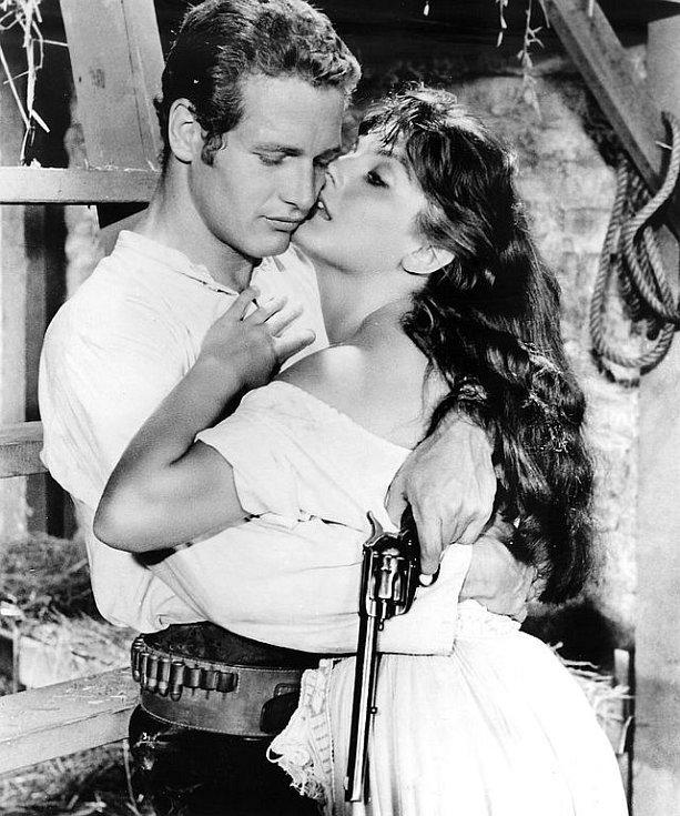 Z bohaté filmografie Paula Newmana