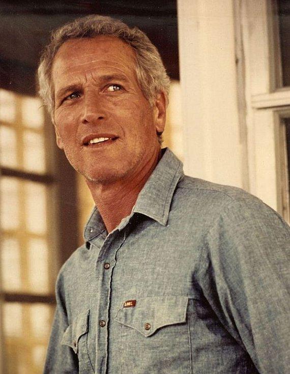 Paul Newman - civilní foto