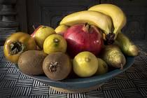 Exotické ovoce patří na mísu, kde lépe dozraje