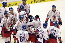 Čeští hokejisté zdolali Němce až po nájezdech.