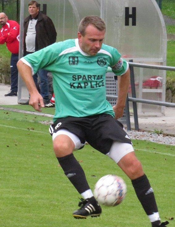 Petr Janura - Spartak Kaplice B