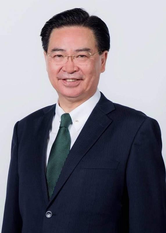 Jaushieh Joseph Wu, ministr zahraničních věcí Čínské republiky (Tchaj-wan)