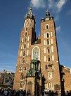 Mariánský kostel v Krakově