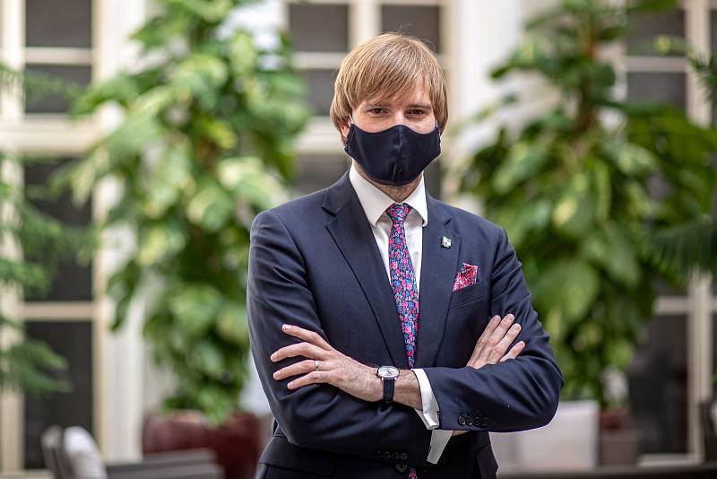 Bývalý ministr zdravotnictví Adam Vojtěch