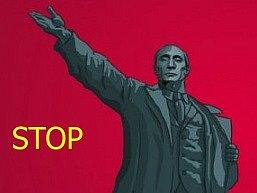 protesty proti Putinovi