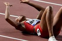 Salwa Eid Naserová ve finále mistrovství světa