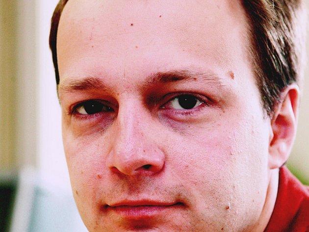 Bývalý policejní vyšetřovatel a spolupracovník Transparency International Václav Láska.